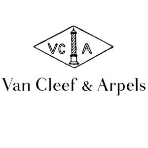 Resultado de imagem para logo van cleef and arpels