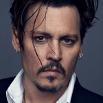Johnny Depp, O Novo Rosto da Dior Parfums