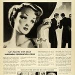 Declarando Guerra ao Odor Corporal: uma Breve História de Desodorização