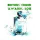 Prêmios a Escolha do Editor 2015: Apresentando as Melhores Resenhas dos Membros do Fragrantica